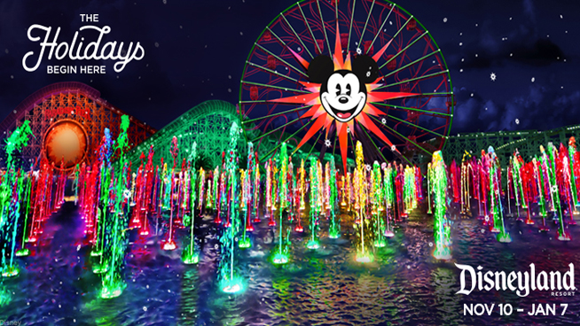 "KGO 810's ""Holidays at Disneyland Resort"" Contest Official Rules"