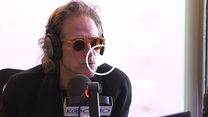 Richard Lewis talks Curb Your Enthusiasm, Donald Trump with Ronn Owens