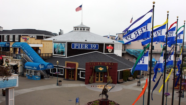Pier 39 Christmas day terrorist attack thwarted