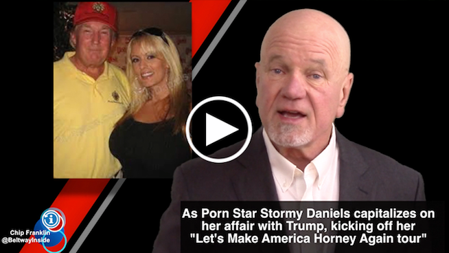 Chip Franklin News Update: Trump's Stormy past