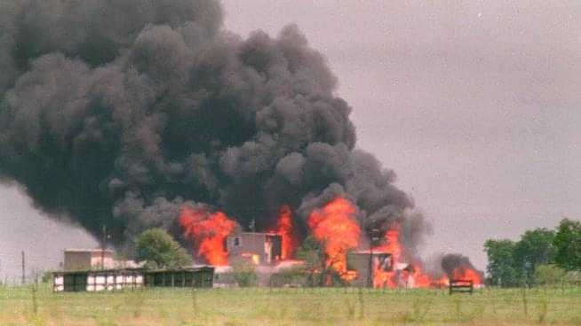 Branch Davidian tragedy remembered