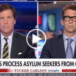 "Tucker Carlson says lock the immigrants out, ""It's the circle of life"""