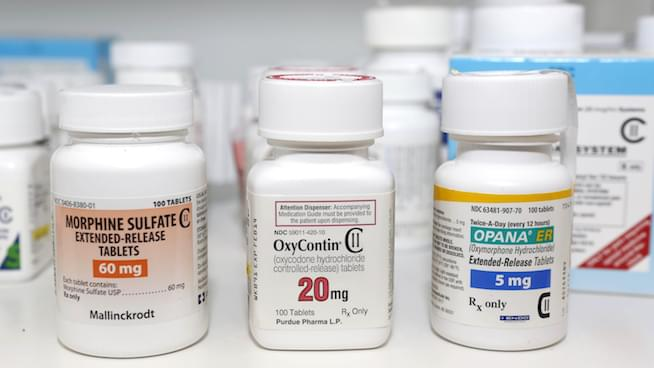 OxyContin: Crushed, stolen, snorted…and marketed