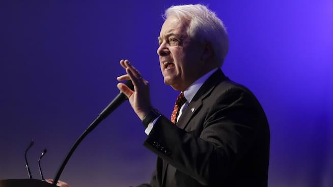 Trump-backed gubernatorial candidate John Cox is second behind Gavin Newsom