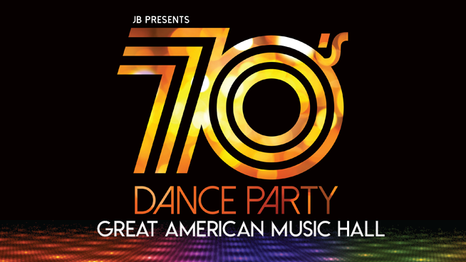 July 8: The Ultimate 70's Dance Party