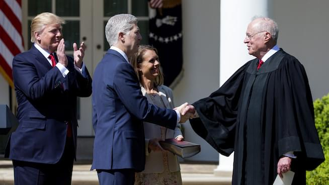 Worrisome candidates on Trump's list to replace Justice Anthony Kennedy