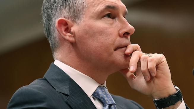 A laundry list of scandals that will make you ask: 'Why is EPA Chief Scott Pruitt still in office?'