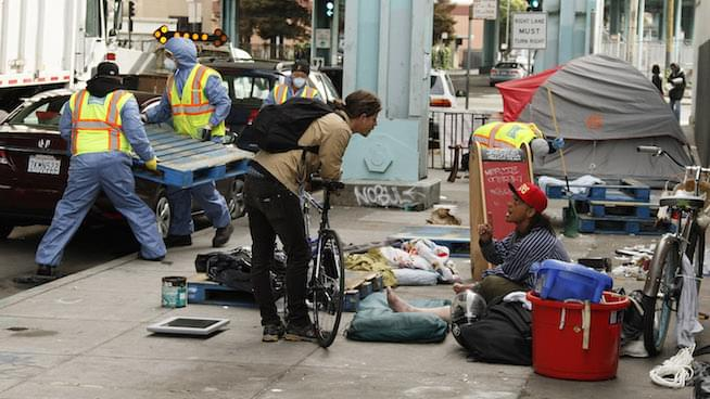 Homeless crisis drives major medical convention from SF