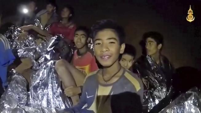 Ronn Owens Report: The latest on the Thai cave rescue