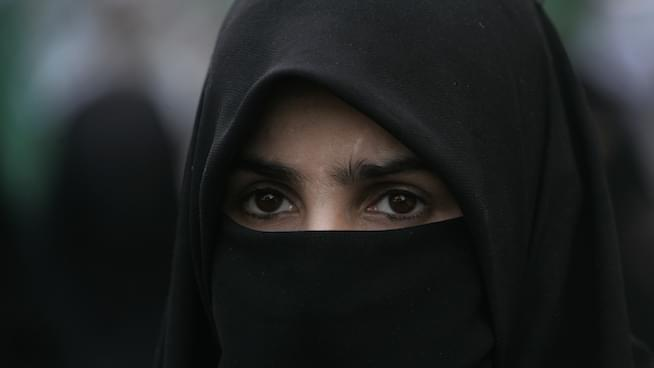 Denmark's burqa ban is 'all about fear'