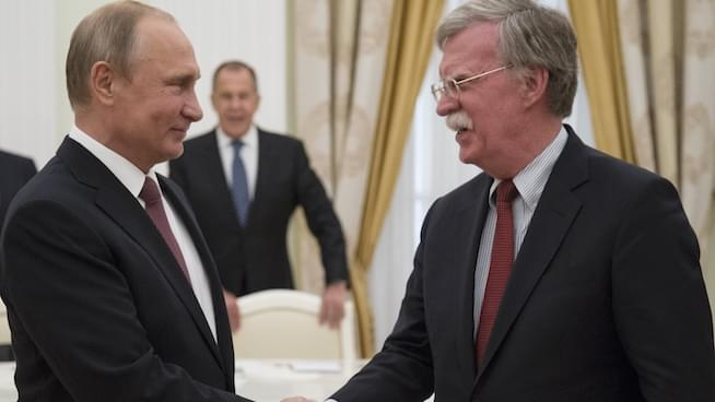 Ronn Owens Report: Ronn speaks with White House National Security Advisor John Bolton