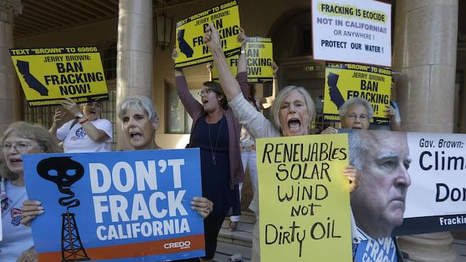 Trump administration makes move to increase fracking in CA
