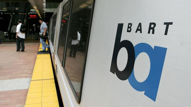 BART loses riders to Uber and Lyft
