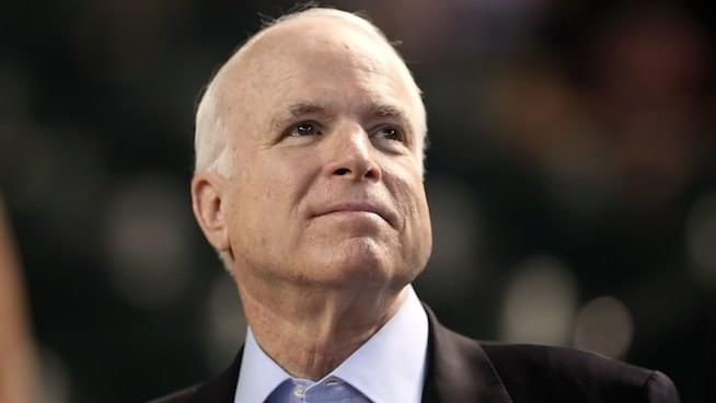 Ronn Owens Report: What the politicization of McCain's death says about America