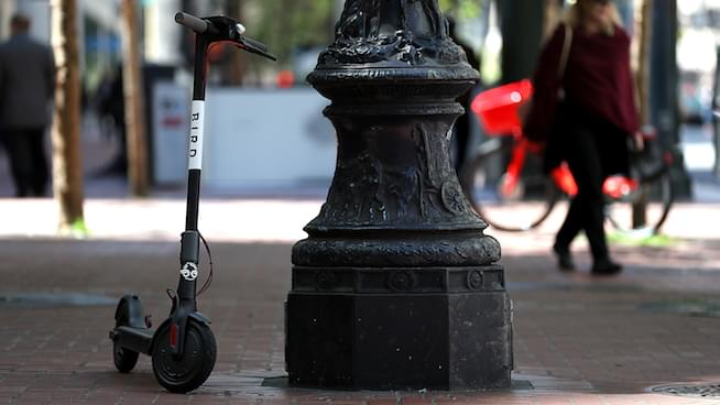Lime: 'SFMTA has selected inexperienced scooter operators that plan to learn on the job, at the expense of the public good'