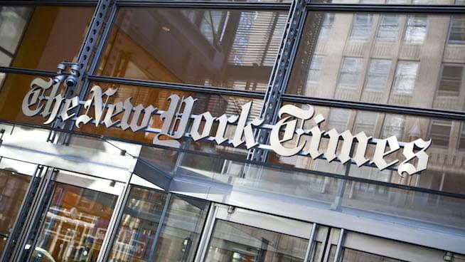 Ronn Owens Report: Clues in the NYT op-ed that point back to the author