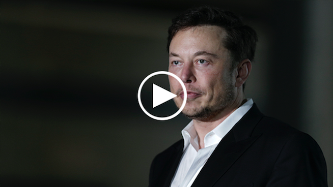 Tesla stocks take a hit after Elon Musk lights up a joint on camera