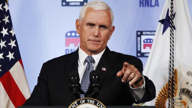 The truth about Mike Pence