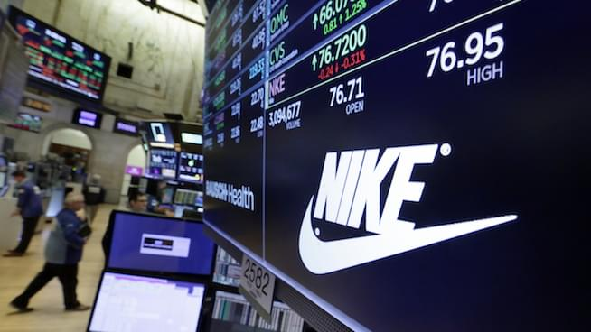 Nike shares rise to an all-time high amidst Kaepernick controversy