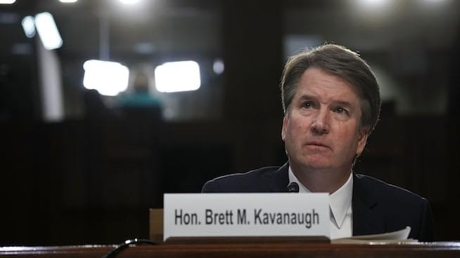 Ford's schoolmate said the Kavanaugh incident 'did happen,' then she changed her mind