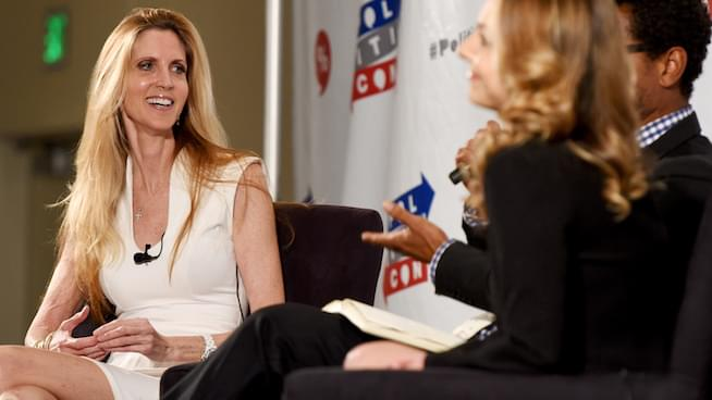 Ann Coulter: 'It is not Democrats against Republicans… it is Washington, DC against the people'