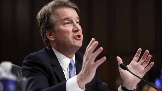 Ronn Owens Report: A look into how Kavanaugh's Thursday hearing will play out