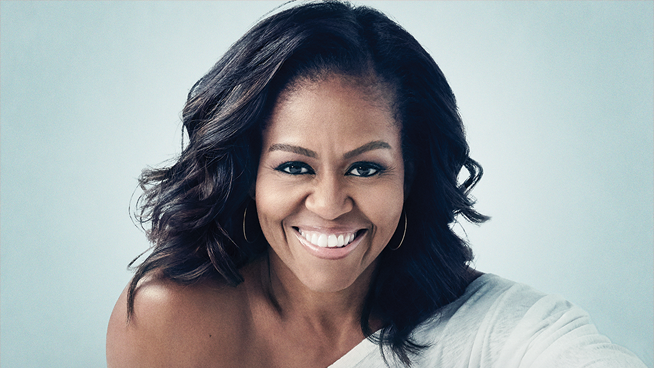 December 14: Becoming- An Intimate Conversation with Michelle Obama