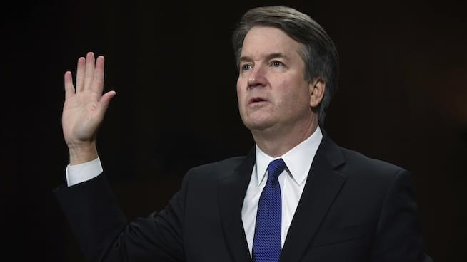 Ronn Owens Report: The FBI report on Kavanaugh is in, key names are missing