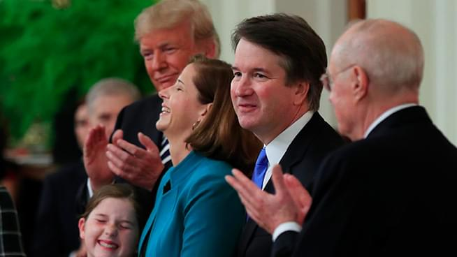 Ronn Owens Report: Kavanaugh is confirmed. What now?