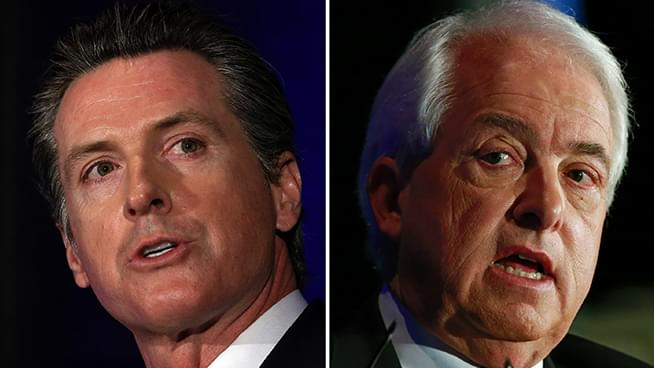 GOP Gubernatorial candidate John Cox speaks out following debate with Gavin Newsom