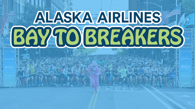 May 19: Bay To Breakers