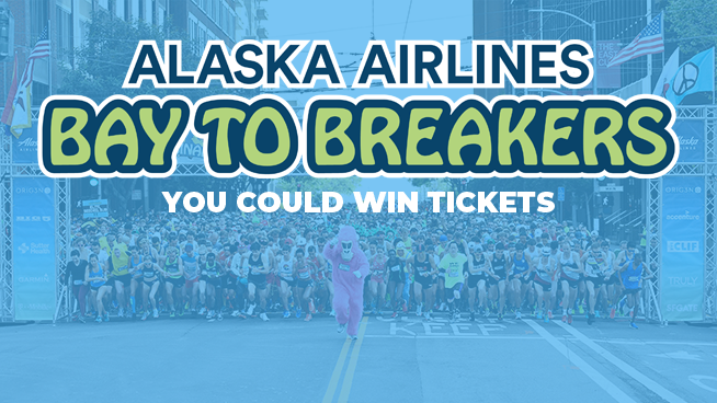 Enter To Win Passes To The 2019 Alaska Airlines Bay To Breakers