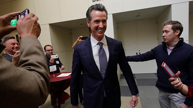 Governor Gavin Newsom talks transportation, rent control, and more with Ronn Owens
