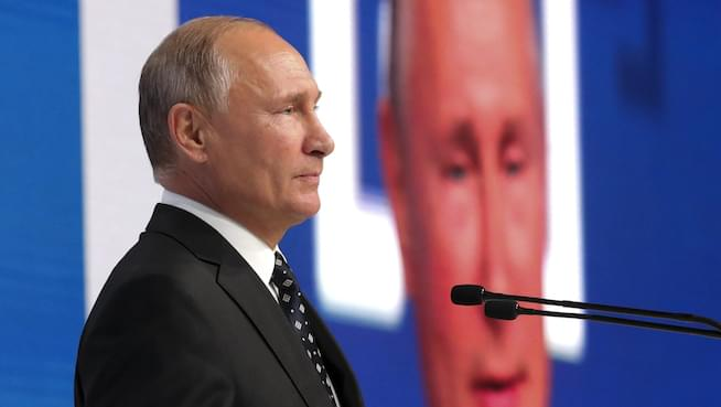 Ronn Owens Report: Where do we stand with Russia?