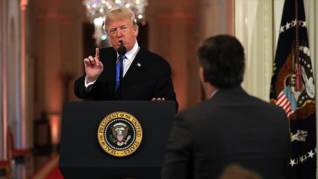 Ronn Owens Report: Was it illegal for Trump to revoke Jim Acosta's access to the White House