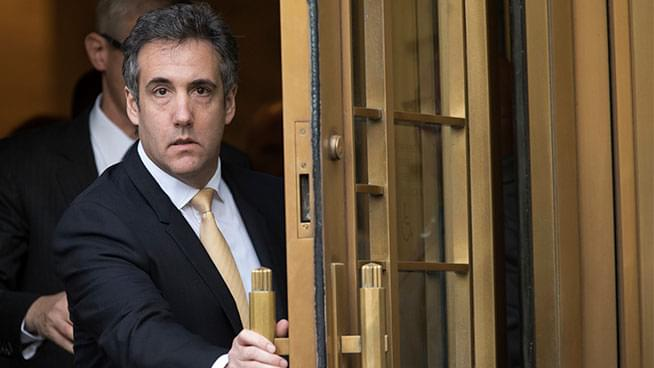Cohen Pleads Guilty to Congress Lies