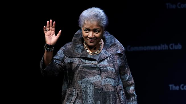 Ethan Bearman Show: Donna Brazile, Former Interim Chair of the Democratic Party