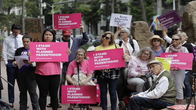 Ronn Owens Report: Supreme Court Decision for Planned Parenthood