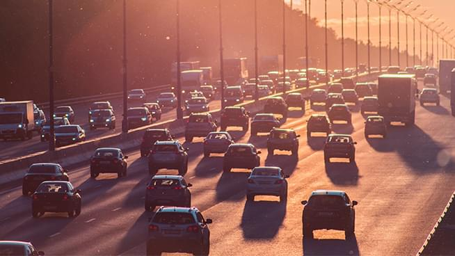 Ronn Owens Report: Bay Area Traffic Ranked 5th Worst in the World