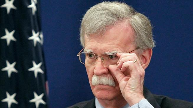 Maureen Langan: National Security Advisor John Bolton Contradicts Trump; Says No Withdrawal from Syria