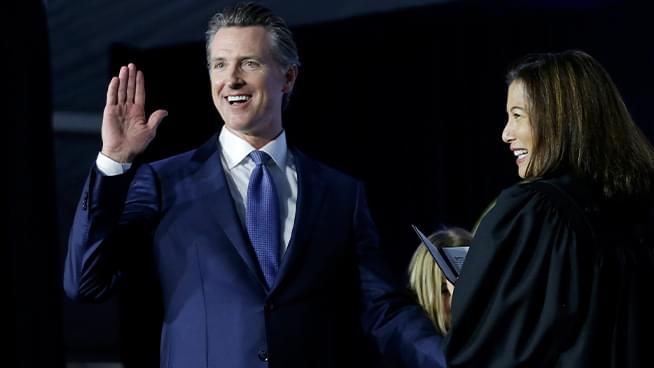 Maureen Langan: Newsom's Inauguration Address & His Upcoming Term