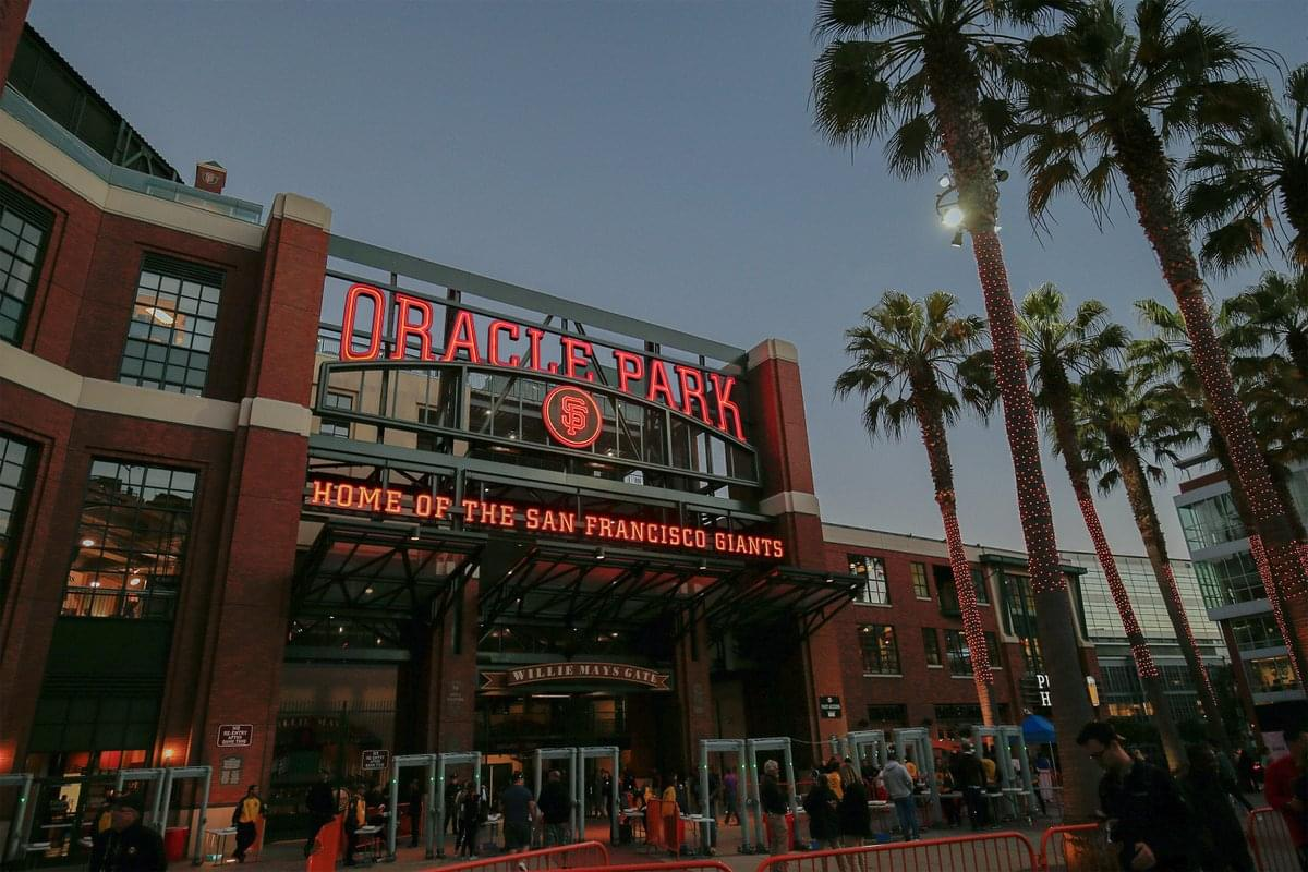 The San Francisco Giants Announce Ballpark Name Change; Press Release