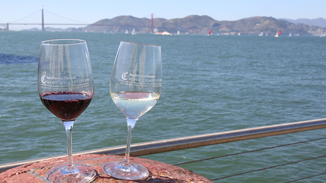 February 16: The SF Chronicle Wine Competition
