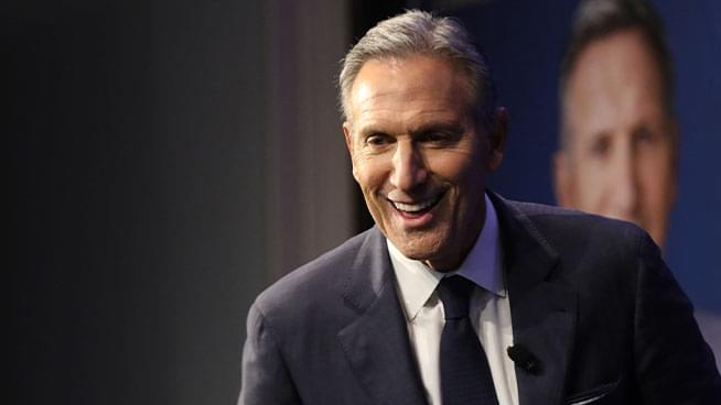 Ethan Bearman Show: Will Howard Schultz 'Steal Voters' from Your Party?