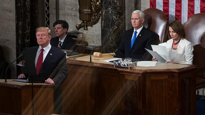 The Chip Franklin Show: SOTU Expectations