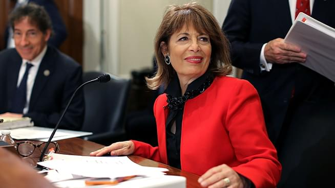 Ethan Bearman Show: Rep. Jackie Speier Live from SOTU