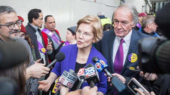 Ethan Bearman Show: Why Elizabeth Warren Should End her Campaign