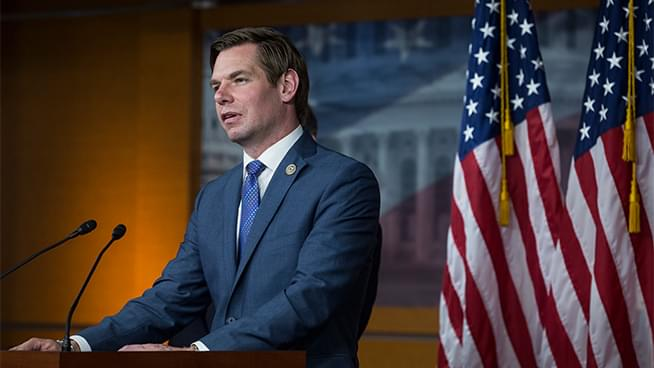 The Chip Franklin Show: Oversight with Congressman Eric Swalwell