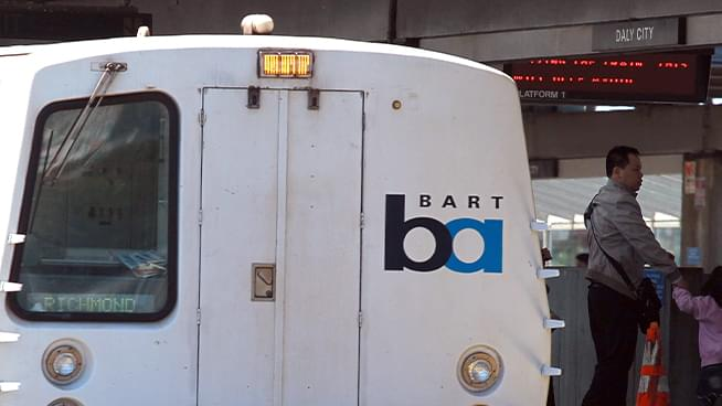 BART Alters Hours of Service for Seismic Upgrades on Transbay Tube