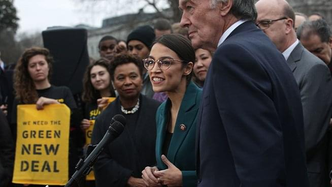 "Armstrong & Getty: David Harsanyi Outlines the ""Absurd"" Details of the Green New Deal"